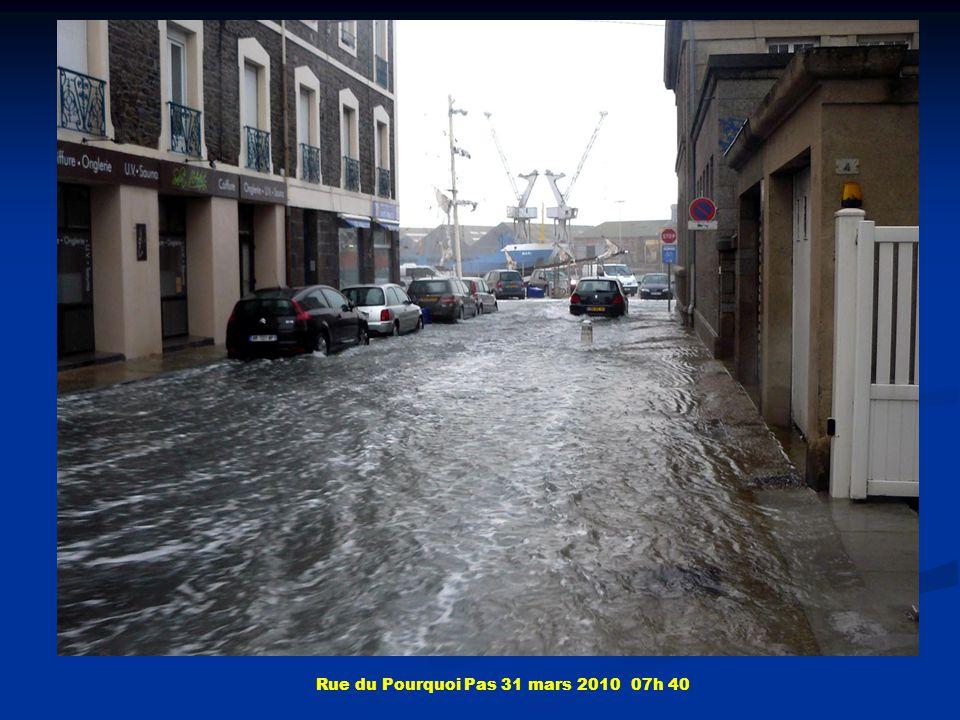 Rue du Pourquoi Pas 31 mars 2010 07h 40