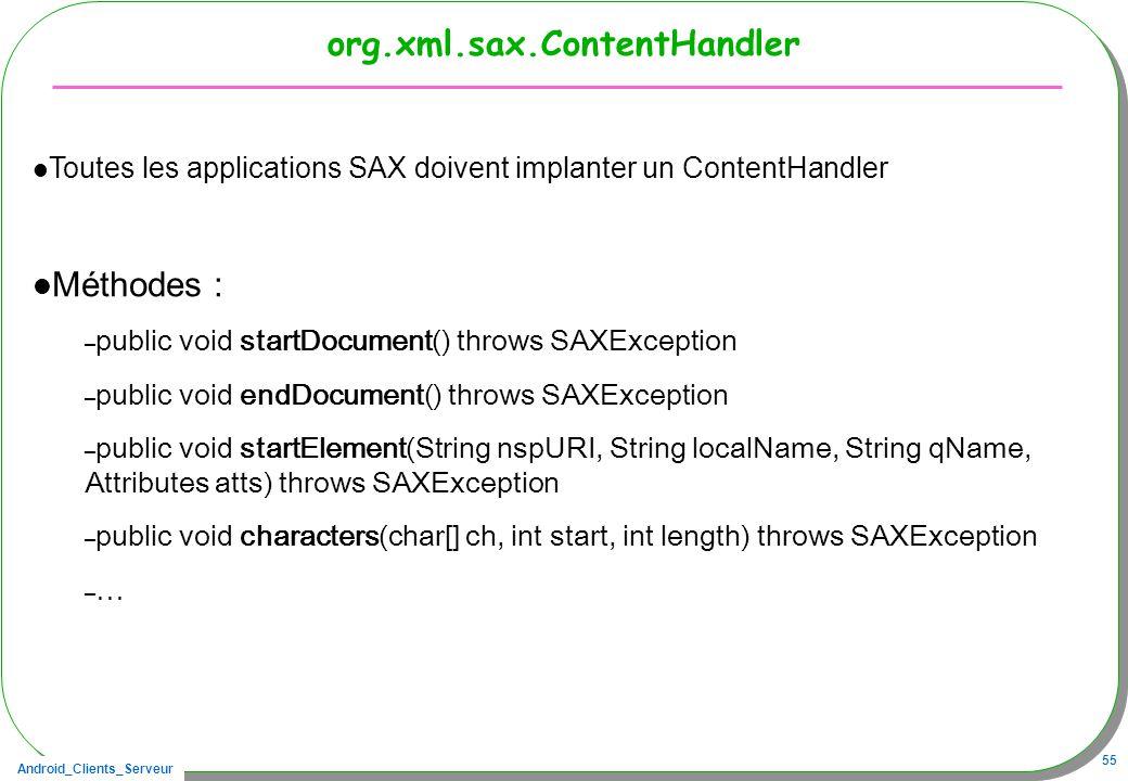 org.xml.sax.ContentHandler