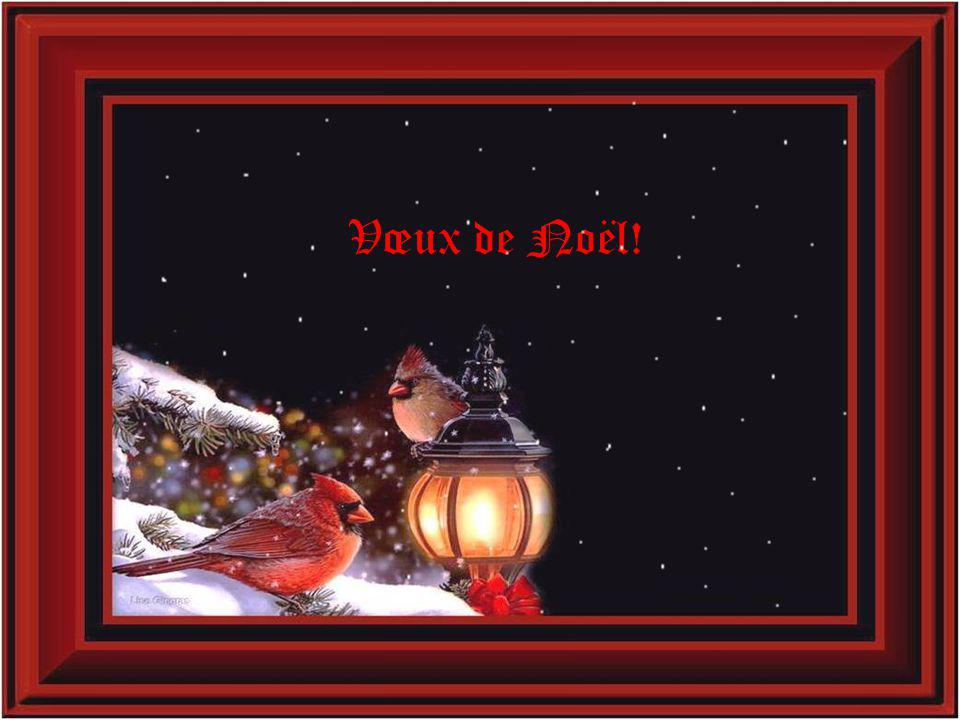 Vœux de Noël!