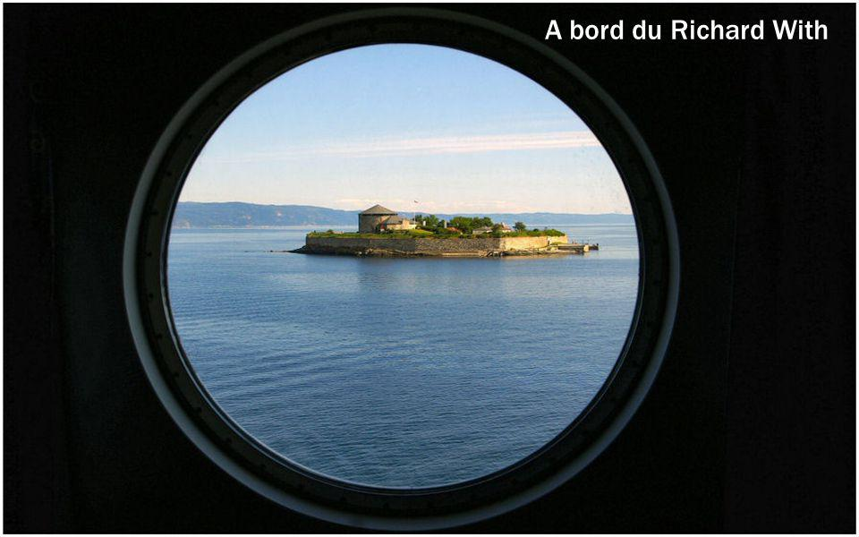 A bord du Richard With