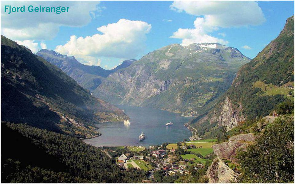 Fjord Geiranger
