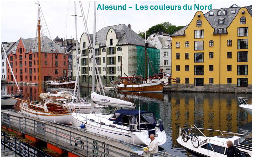 Alesund – Les couleurs du Nord