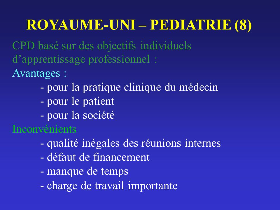 ROYAUME-UNI – PEDIATRIE (8)