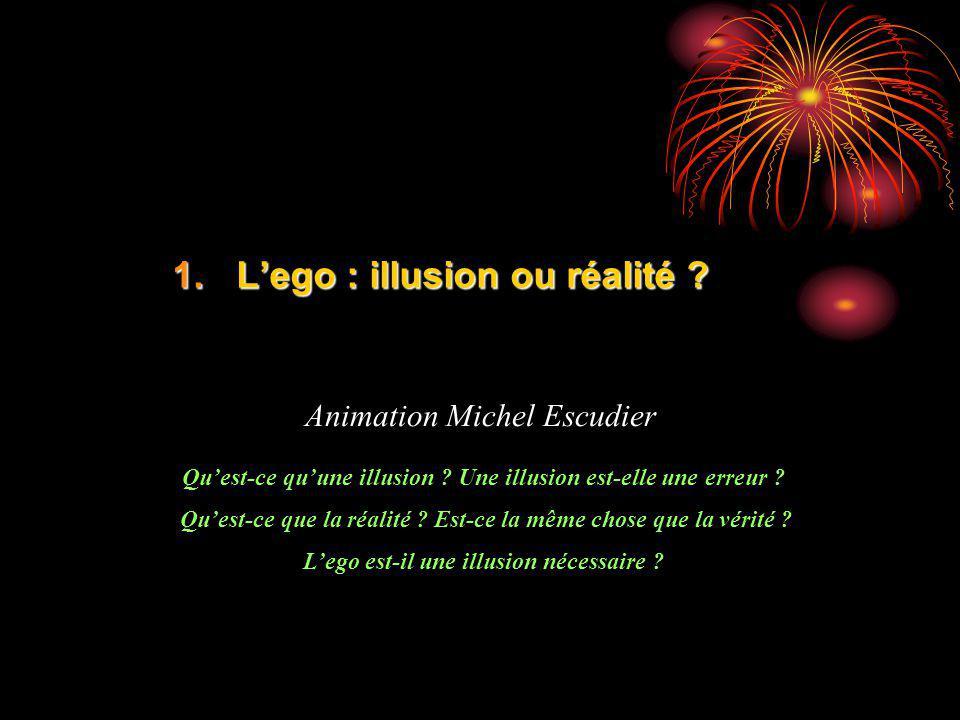 L'ego : illusion ou réalité