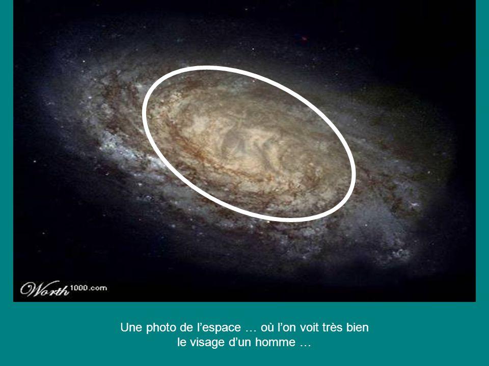 Une photo de l'espace … où l'on voit très bien