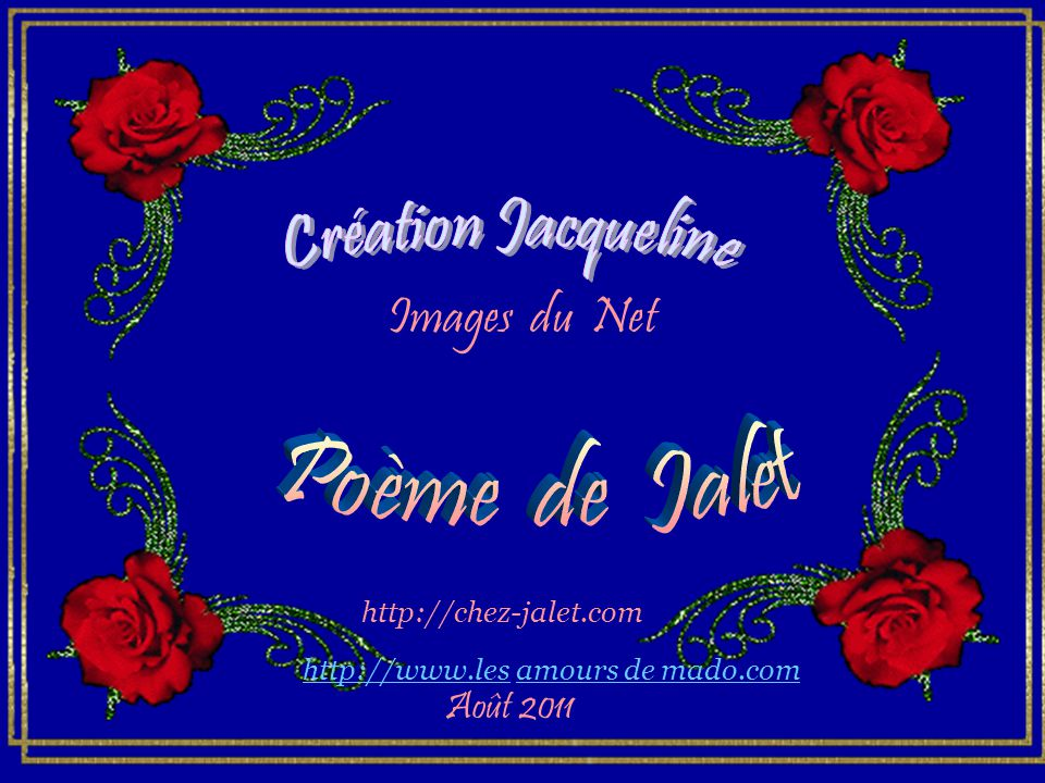 http://www.les amours de mado.com