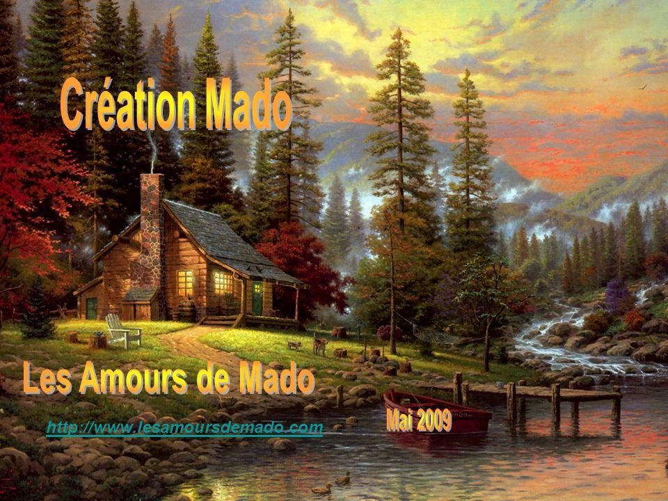 Création Mado Mai 2009 http://www.lesamoursdemado.com