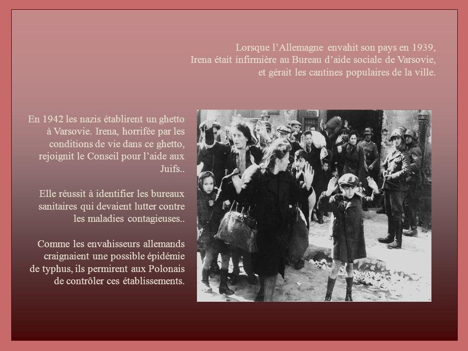 Lorsque l'Allemagne envahit son pays en 1939,