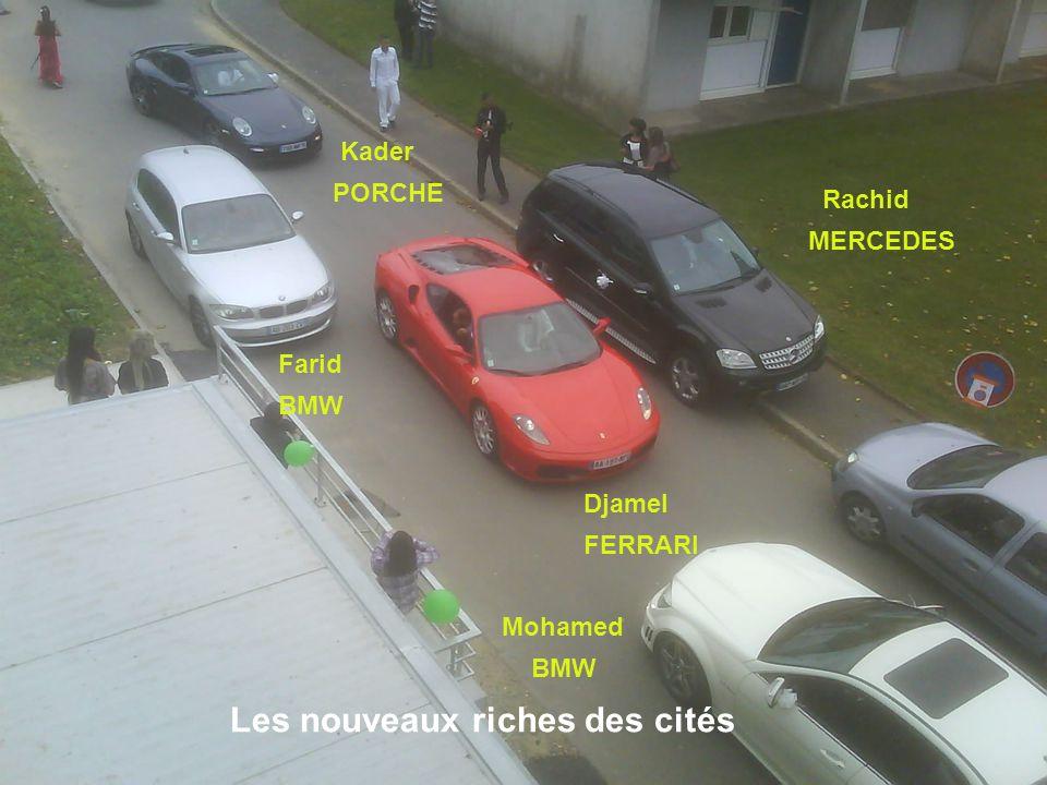 Les nouveaux riches des cités
