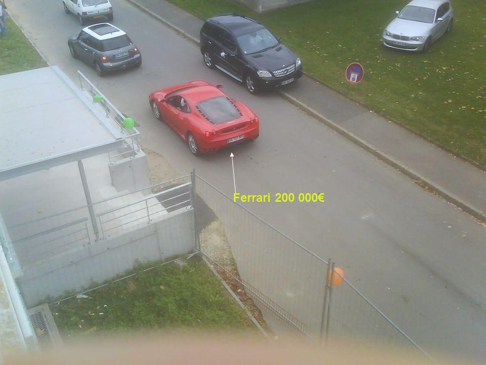 Ferrari 200 000€