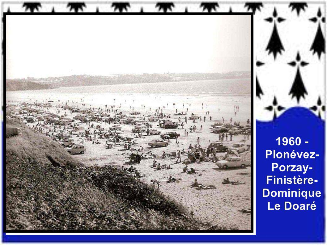 1960 - Plonévez- Porzay- Finistère- Dominique Le Doaré