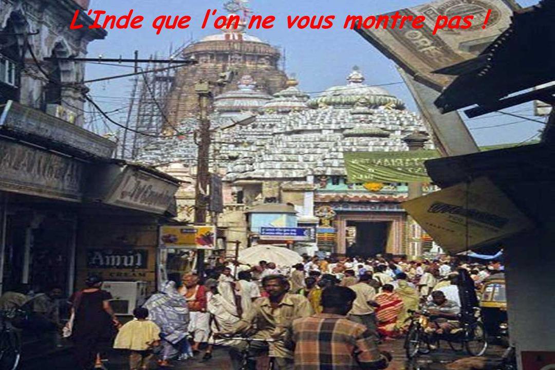 L'Inde que l'on ne vous montre pas !