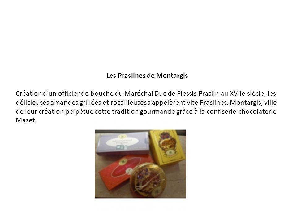 Les Praslines de Montargis