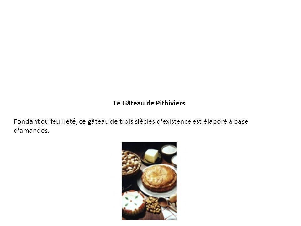 Le Gâteau de Pithiviers