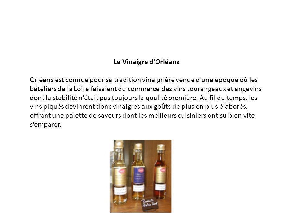 Le Vinaigre d Orléans