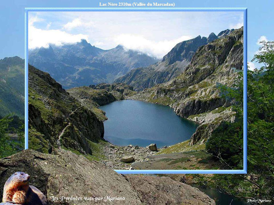 Lac Nère 2310m (Vallée du Marcadau)