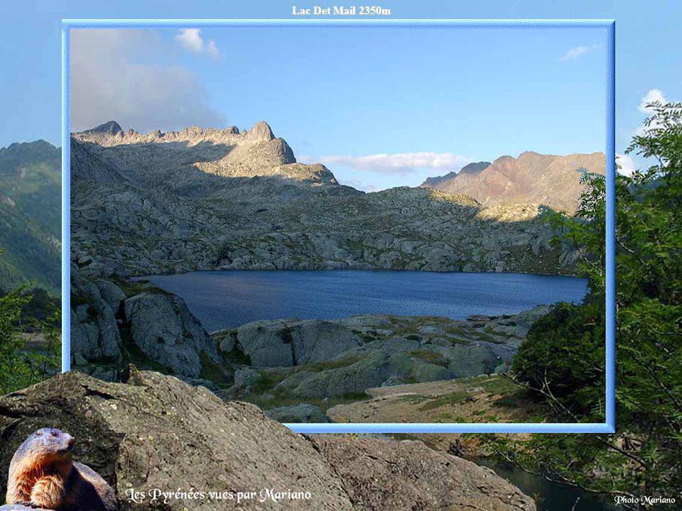 Lac Det Mail 2350m .