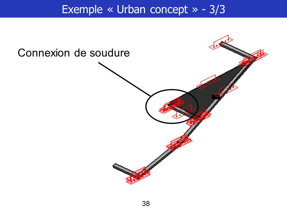 Exemple « Urban concept » - 3/3
