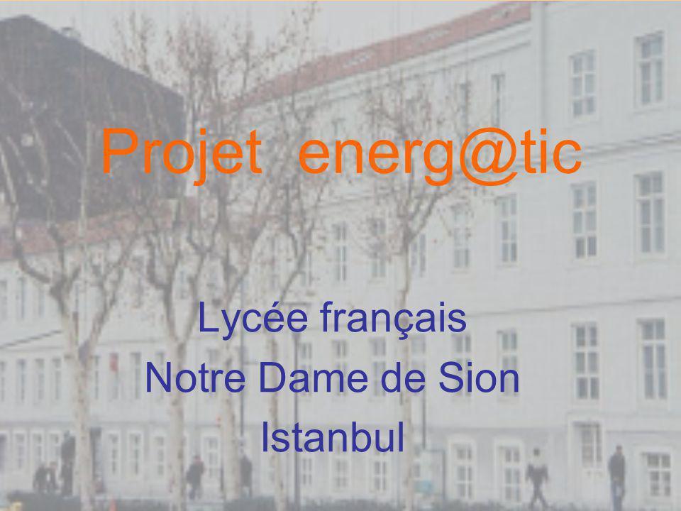 Lycée français Notre Dame de Sion Istanbul