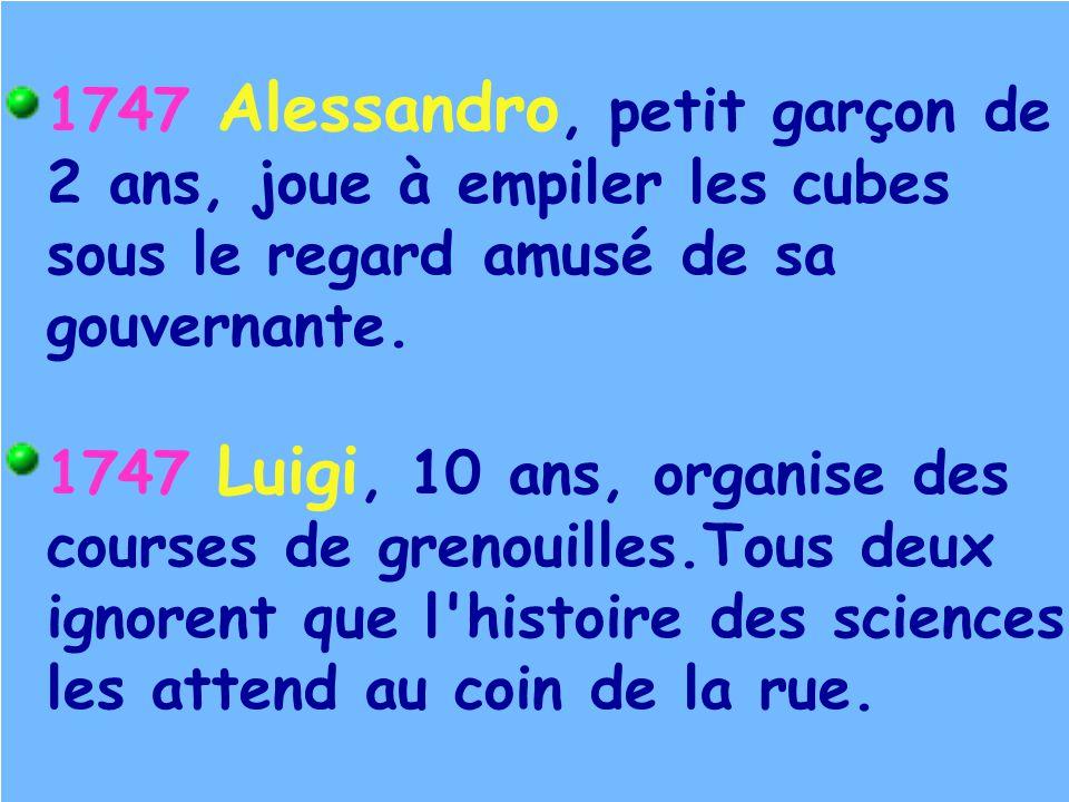 1747 Alessandro, petit garçon de