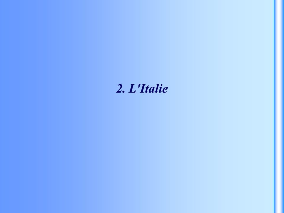 2. L Italie