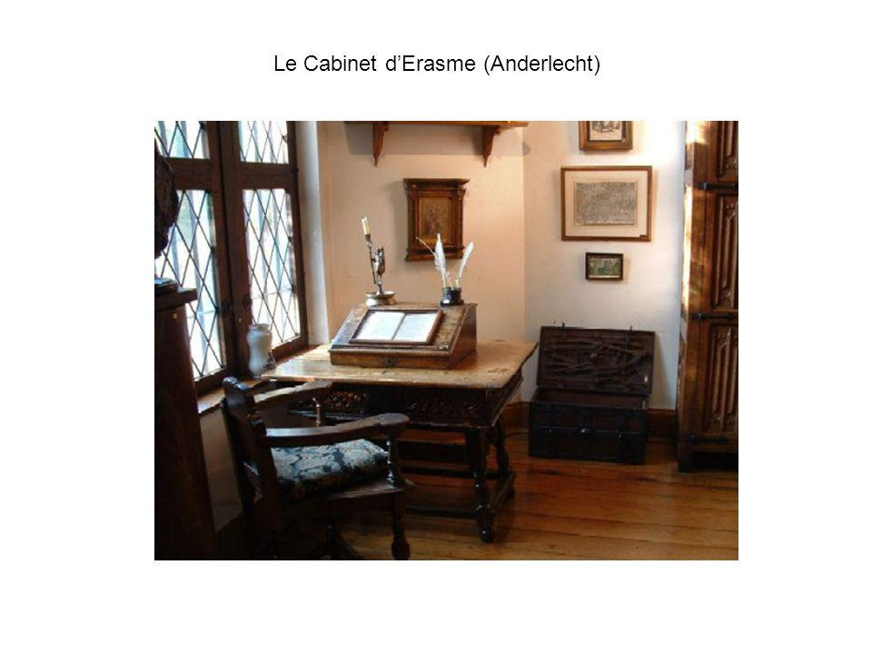 Le Cabinet d'Erasme (Anderlecht)