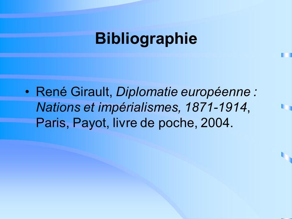 Bibliographie.