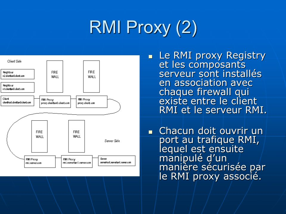 RMI Proxy (2)