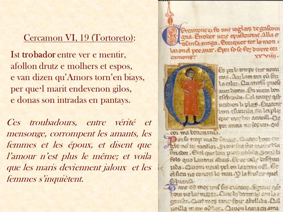 Cercamon VI, 19 (Tortoreto):