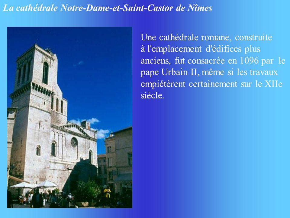 La cathédrale Notre-Dame-et-Saint-Castor de Nîmes