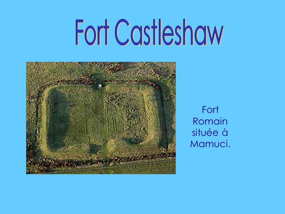 Fort Romain située à Mamuci.