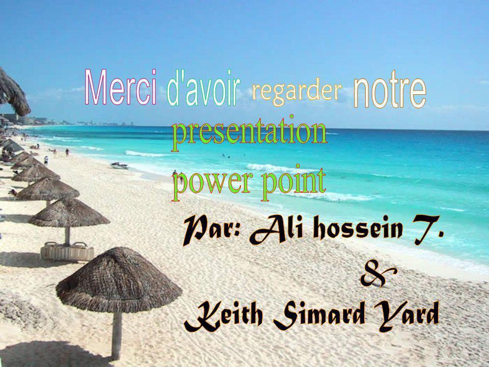 d avoir notre regarder presentation power point Par: Ali hossein T. &