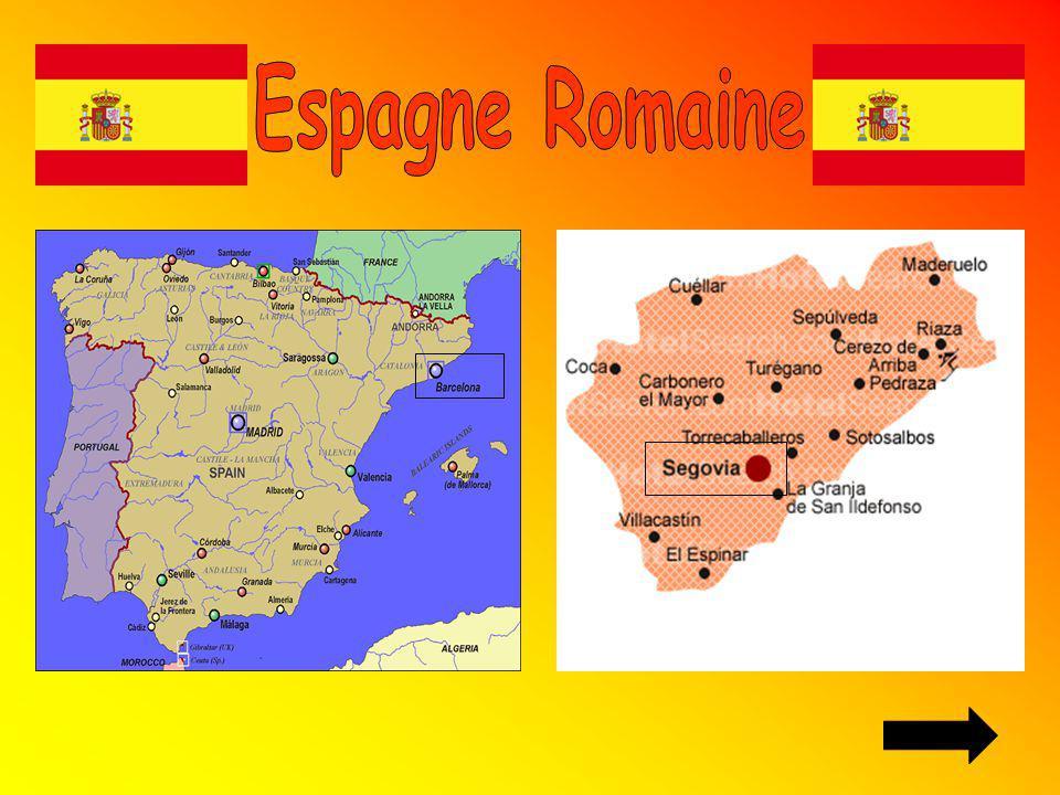 Espagne Romaine
