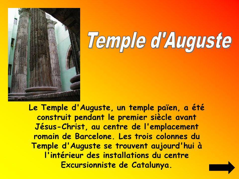 Temple d Auguste