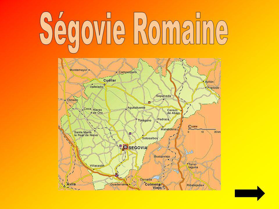 Ségovie Romaine
