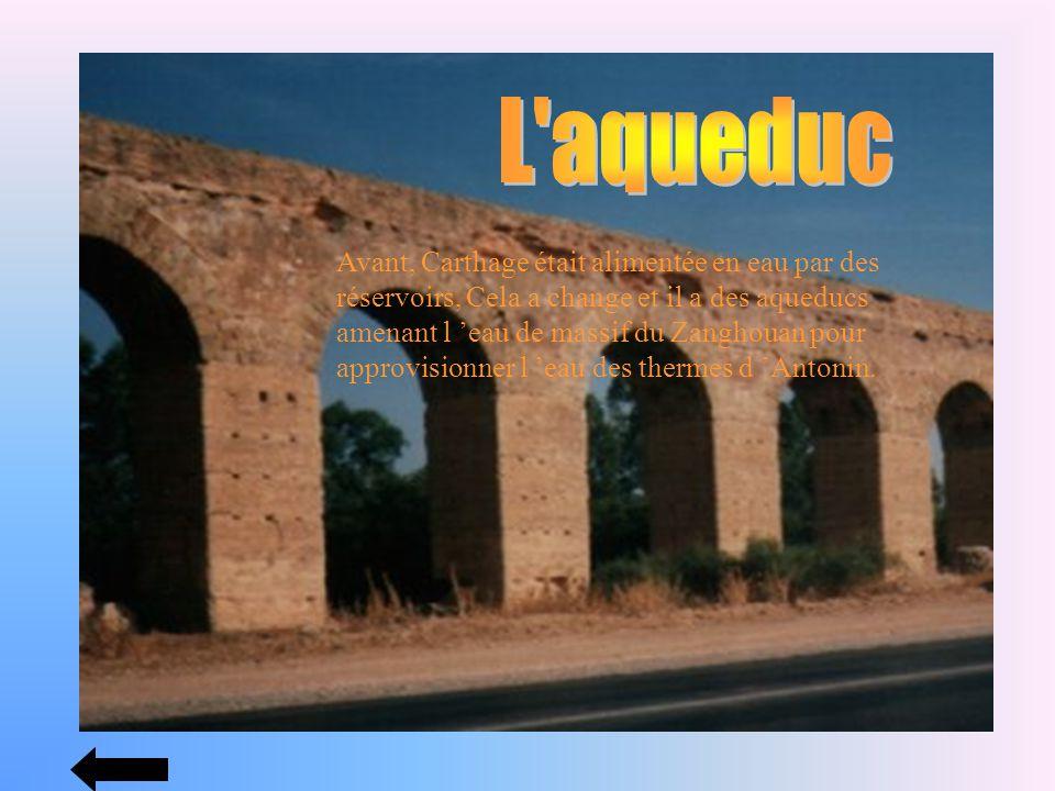 L aqueduc