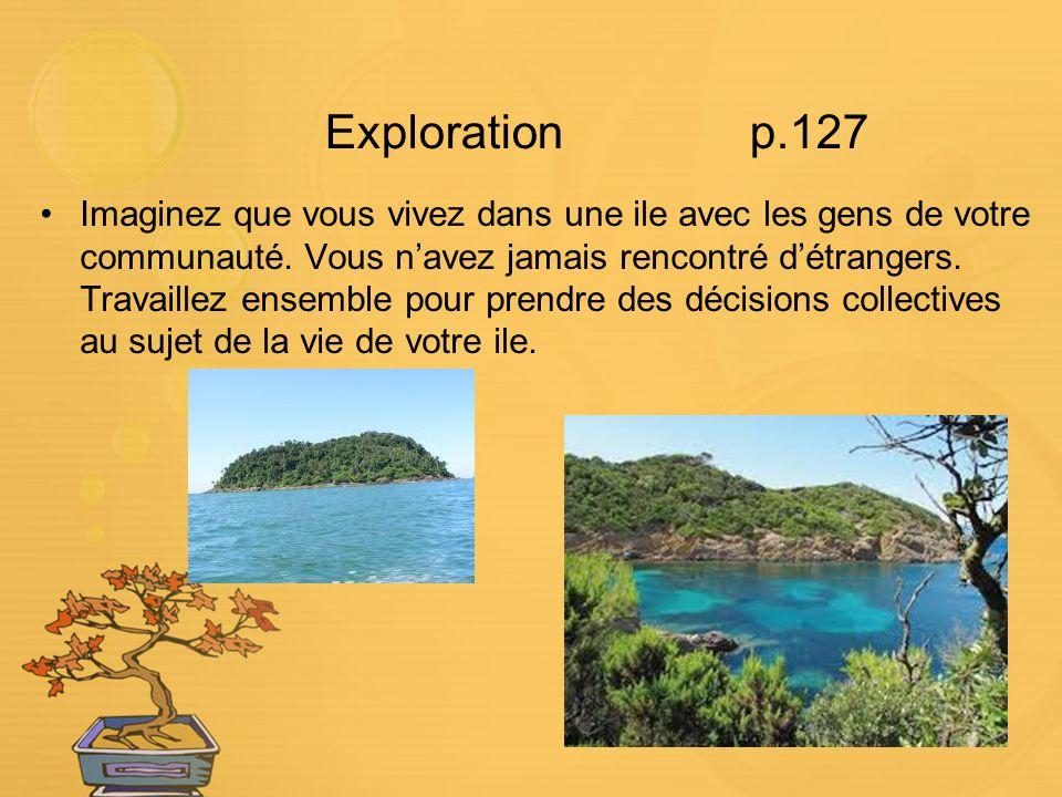 Exploration p.127