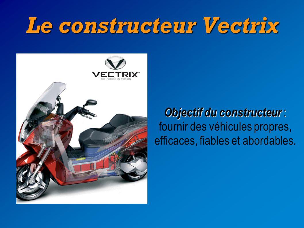 Le constructeur Vectrix