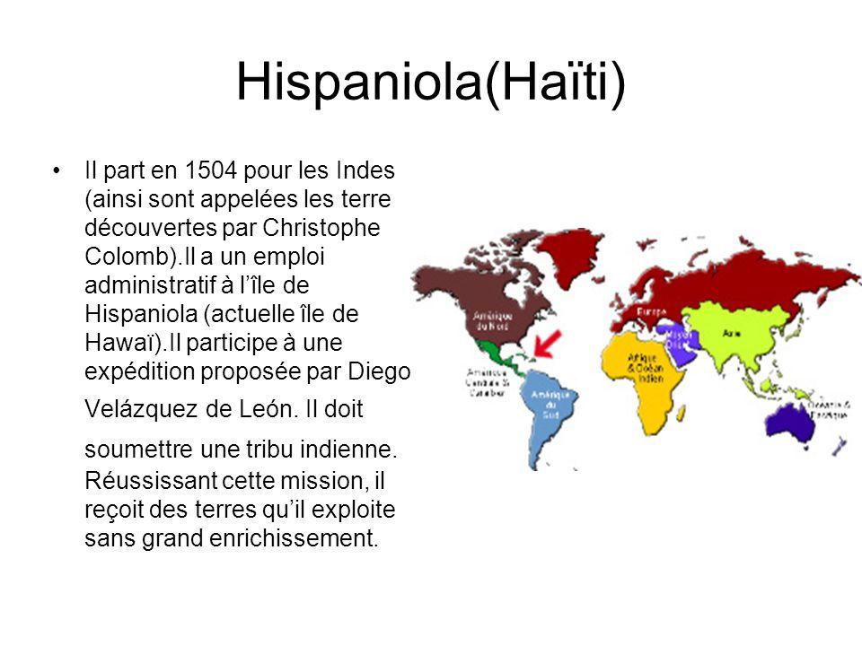 Hispaniola(Haïti)