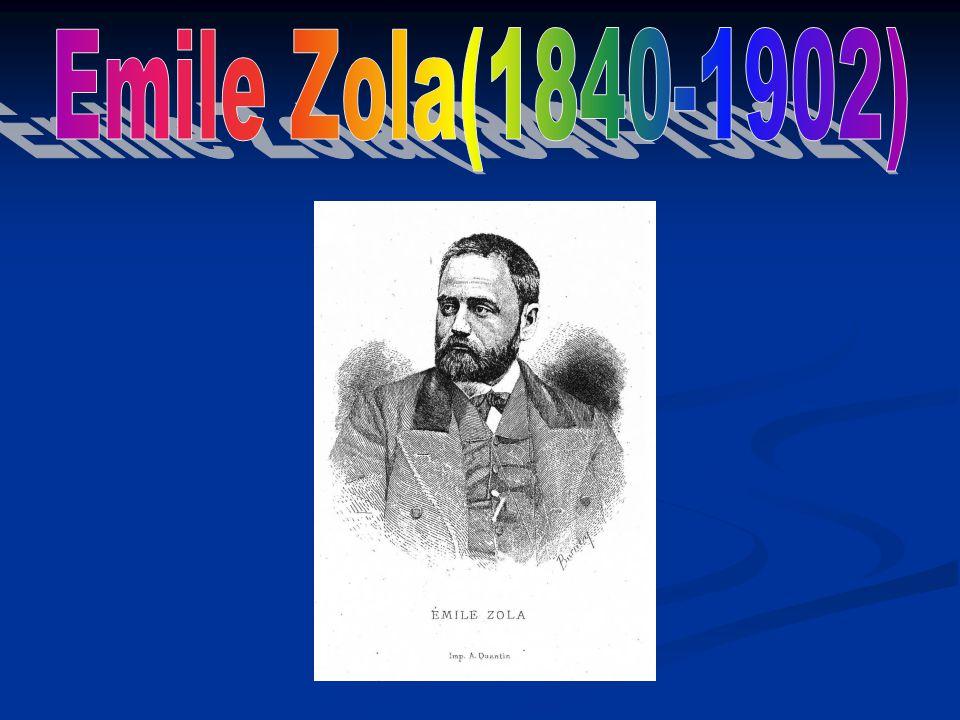 Emile Zola(1840-1902)