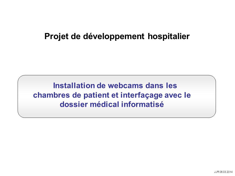 Projet de développement hospitalier