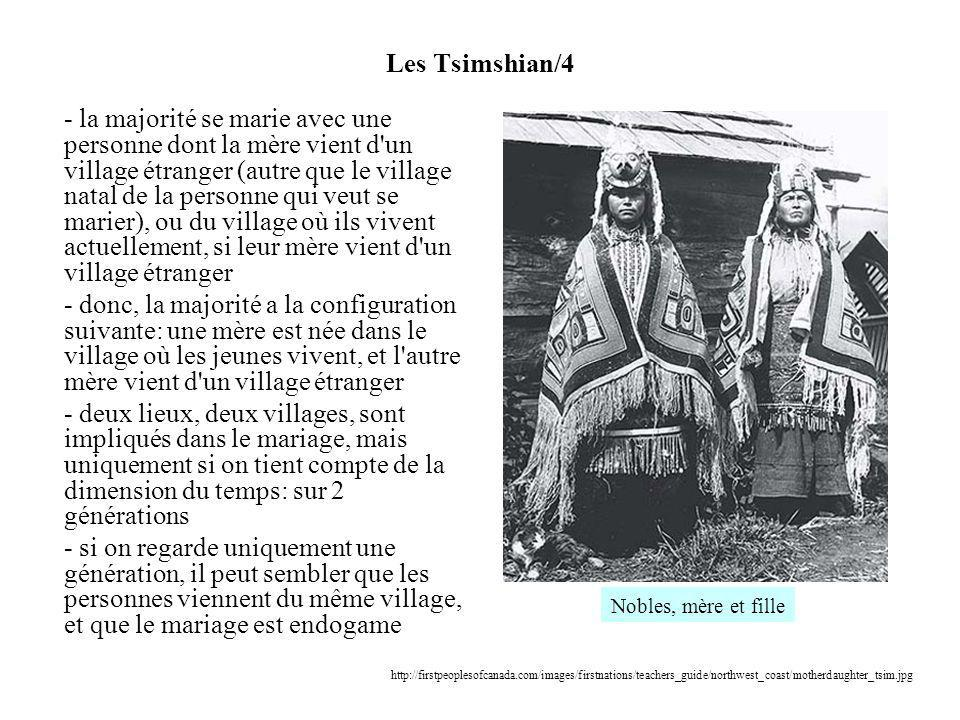 Les Tsimshian/4