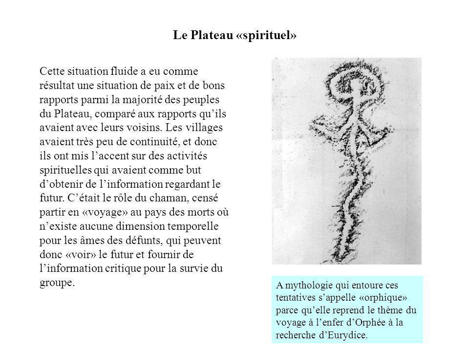 Le Plateau «spirituel»