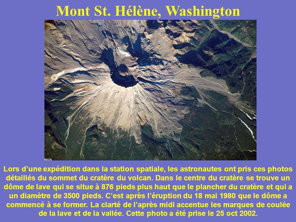 Mont St. Hélène, Washington