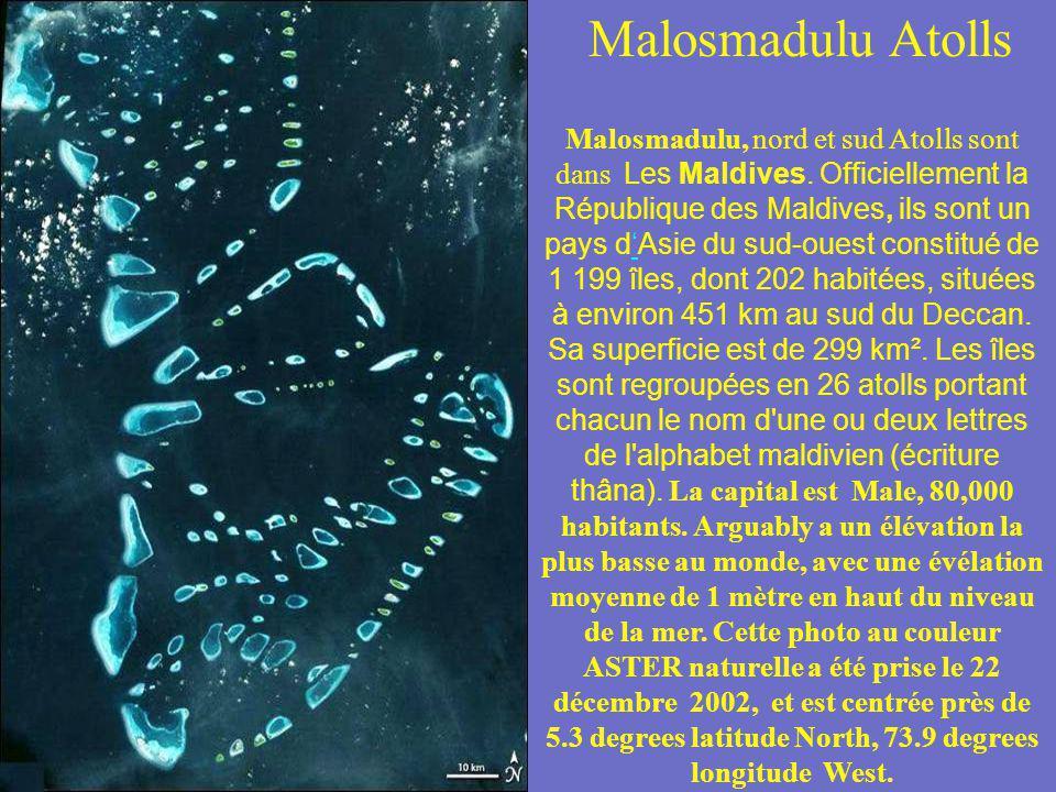 Malosmadulu Atolls