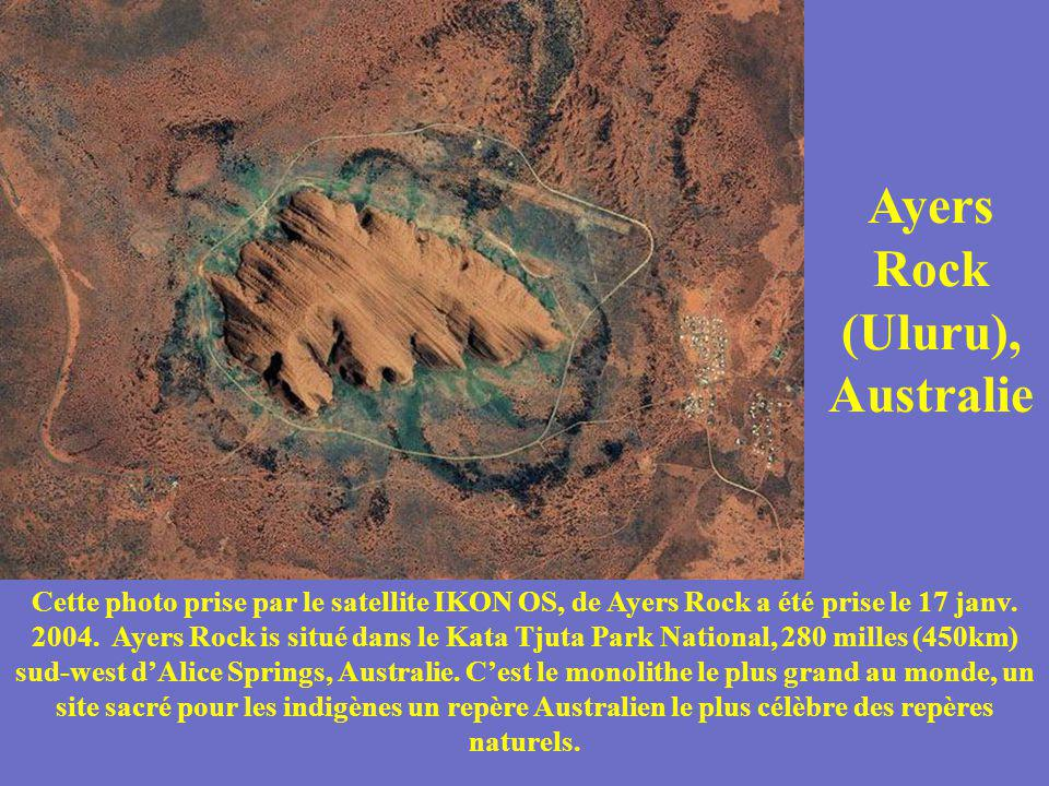 Ayers Rock (Uluru), Australie