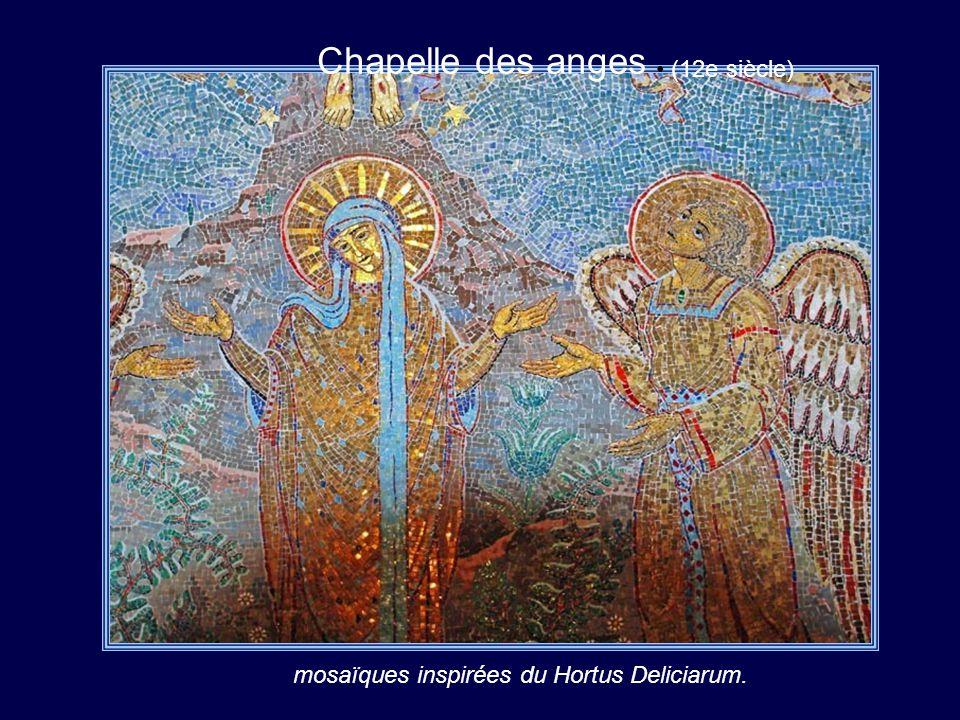 Chapelle des anges • (12e siècle)