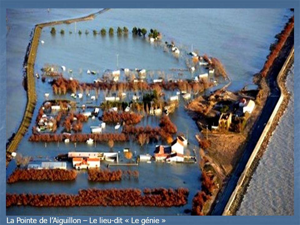 La Pointe de l'Aiguillon – Le lieu-dit « Le génie »