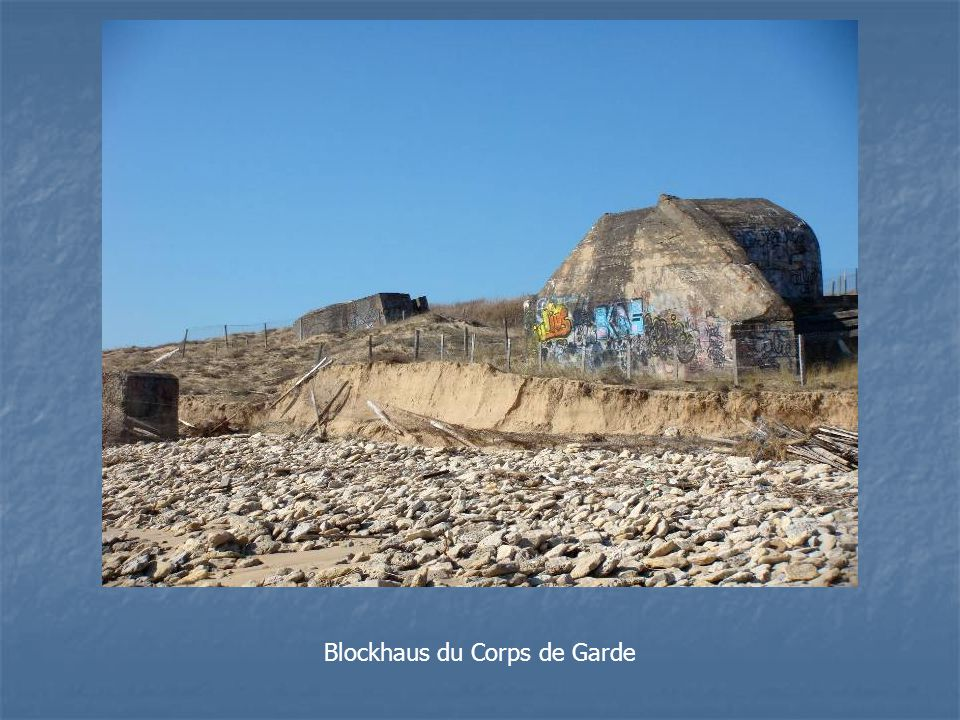 Blockhaus du Corps de Garde
