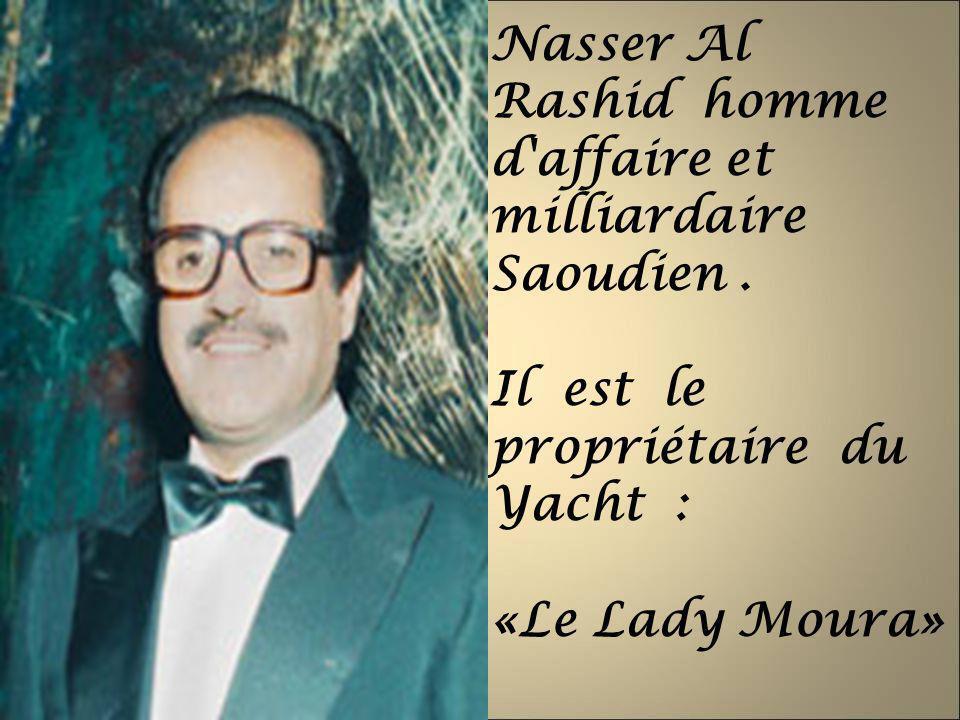 Nasser Al Rashid homme d affaire et milliardaire Saoudien .